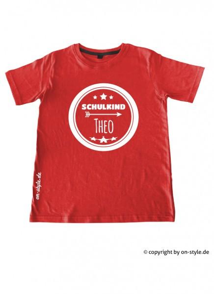 T-Shirt Jungen - Schulanfang