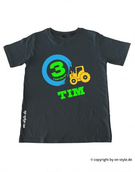 T-Shirt Jungen - Traktor