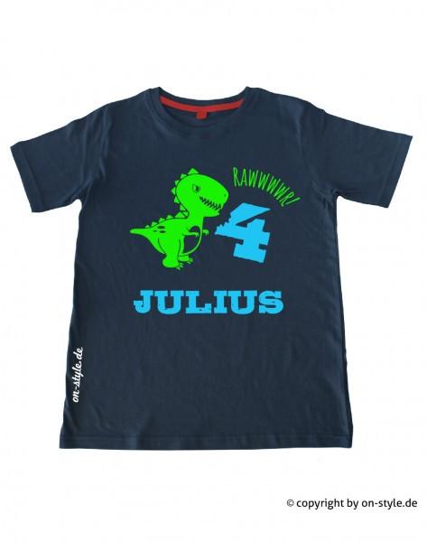 T-Shirt Jungen - Dino