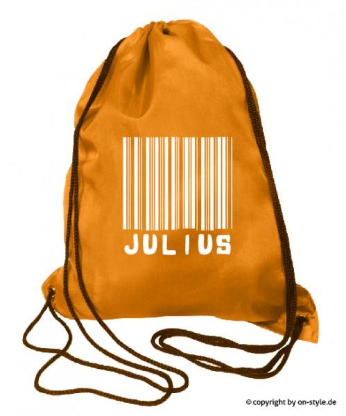 Kita-Bag - Strichcode