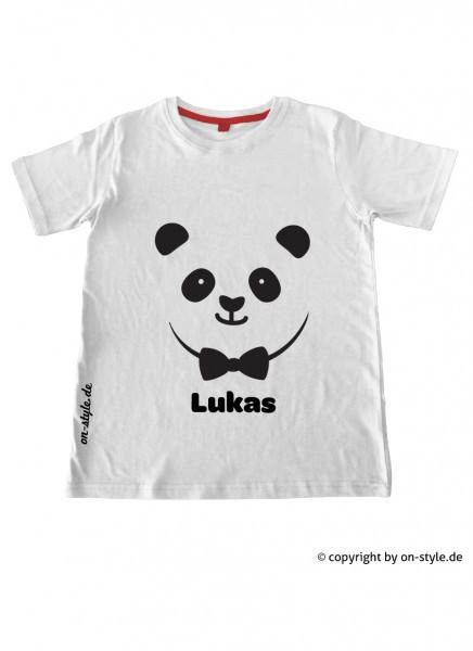T-Shirt Jungen - Panda