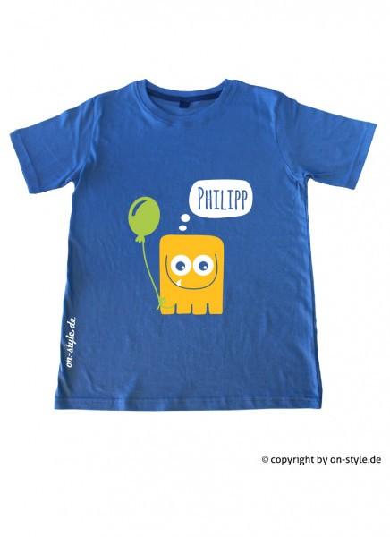T-Shirt Jungen - Monster