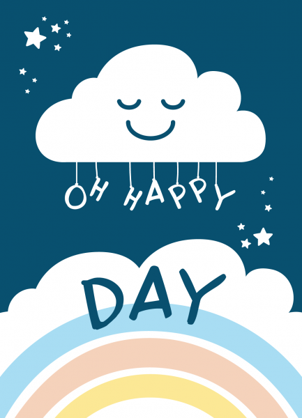 Wolke | Oh happy DAY