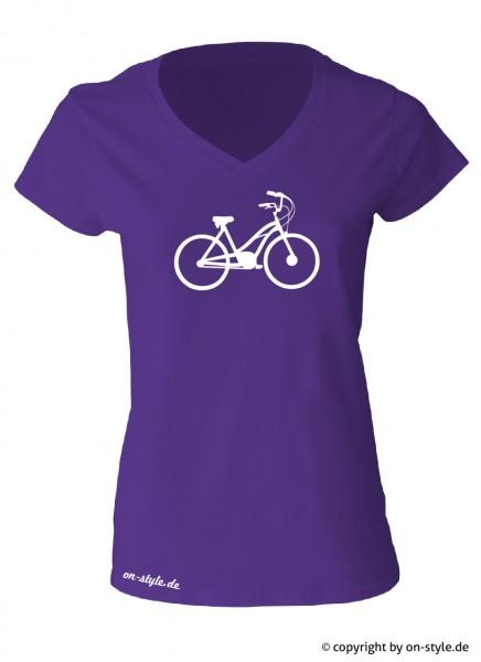 """T-Shirt """"Fahrrad"""""""